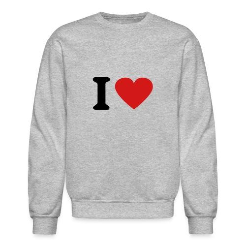 I love New York! - Crewneck Sweatshirt