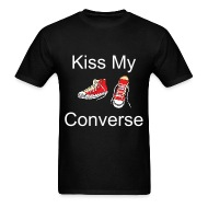 kiss my converse t shirt