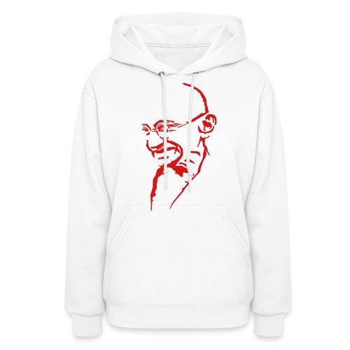 Gandhi - Women's Hoodie