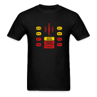 T-Shirts ~ Men's T-Shirt ~ Knight Rider: KITT [SPECIAL OFFER]