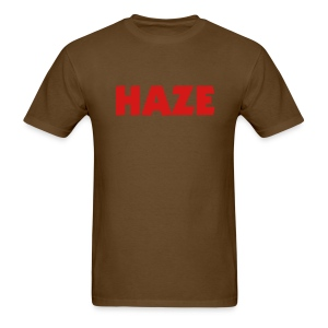 Haze Para (funny shirts) for line brothers and sorors at Greekstand.com - Men's T-Shirt
