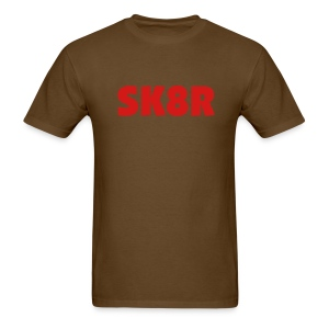 Crossing Gift for Skaters (funny shirts)  at Greekstand.com - Men's T-Shirt