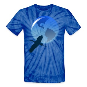 My Earth - Unisex Tie Dye T-Shirt