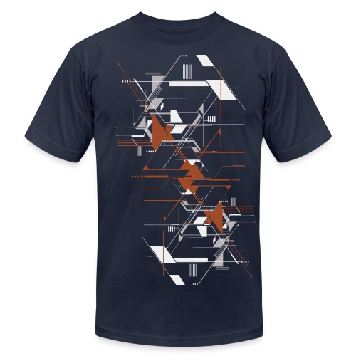 New Designer Shirt for Summer! - Men's  Jersey T-Shirt