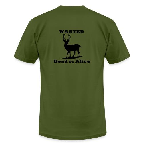WANTED - Men's Fine Jersey T-Shirt