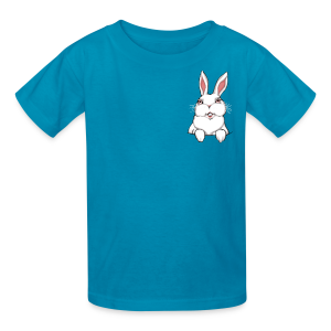Easter Bunny Kid's T-shirt Bunny Kid's Easter Shirt - Kids' T-Shirt