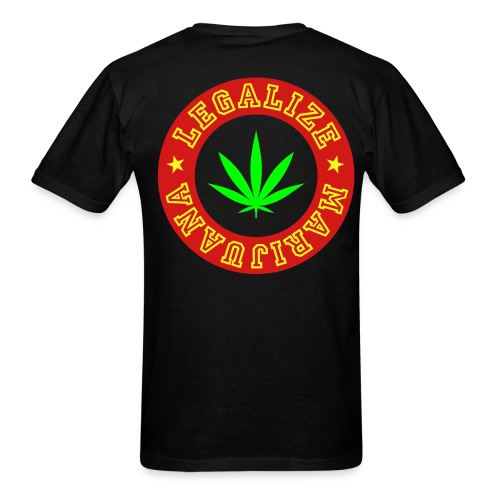 Mary-j tee - Men's T-Shirt