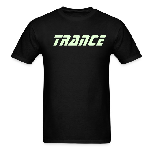 Trance - Glow in the dark - Men's T-Shirt