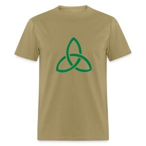 Trinity knot - Men's T-Shirt