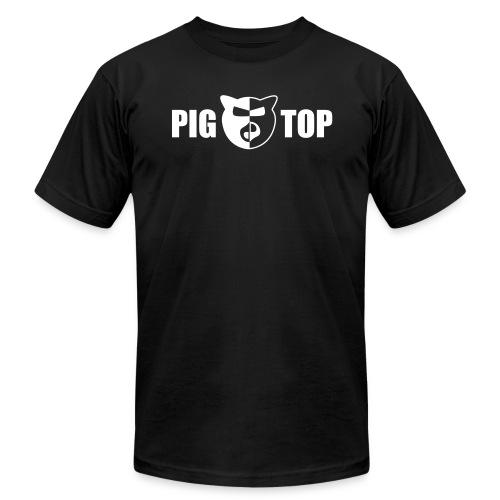 PIG TOP - Men's  Jersey T-Shirt