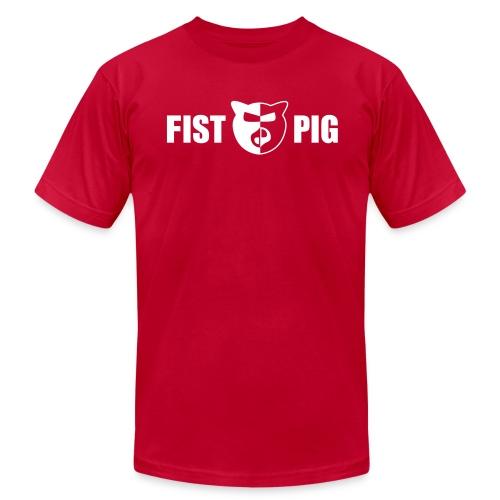 FIST PIG - Men's  Jersey T-Shirt