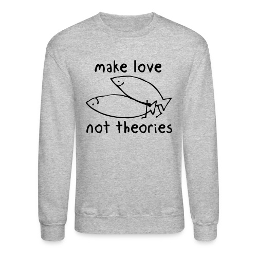 Fishionary Position - Crewneck Sweatshirt