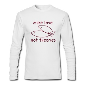 Fishionary Position - Men's Long Sleeve T-Shirt by Next Level