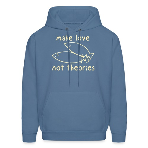 Fishionary Position - Men's Hoodie