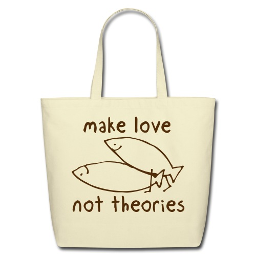 Fishionary Position - Eco-Friendly Cotton Tote