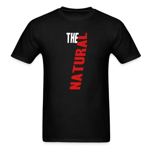 The Natural (Men's) - Men's T-Shirt