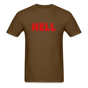 Hell week - Hell night for some - Men's T-Shirt