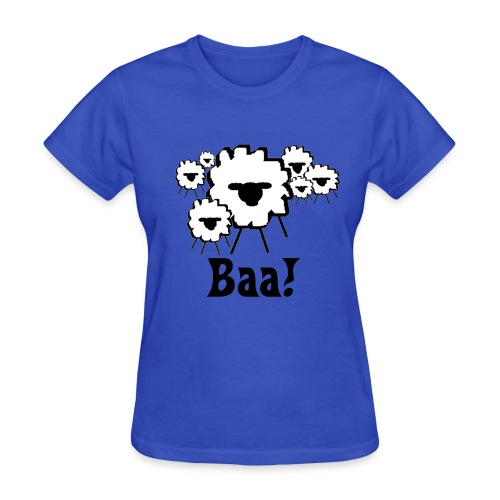 Baa! Tee - Women's T-Shirt