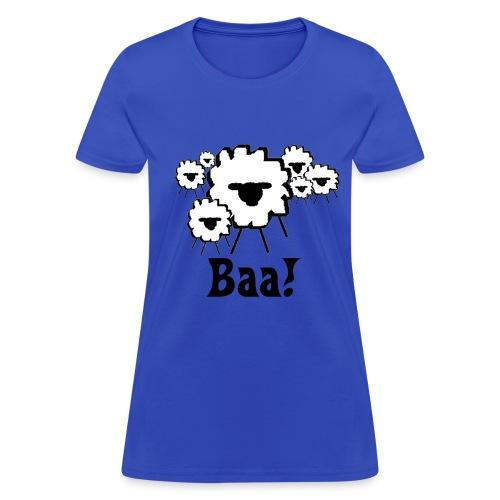 Baa! Tee - Women's T-Shirt