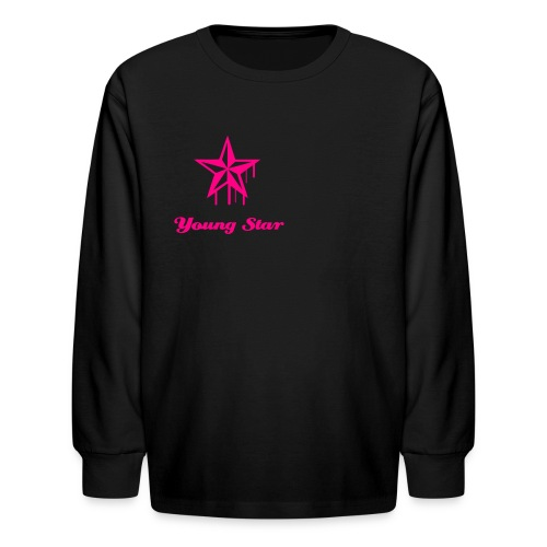 Young Star Kids  - Kids' Long Sleeve T-Shirt