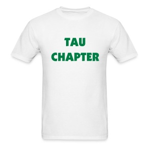 Tau Chapter Tee Shirt (color changeable) - Men's T-Shirt