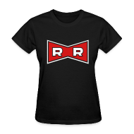 Women's T-Shirts ~ Women's T-Shirt ~ Dragonball: Red Ribbon