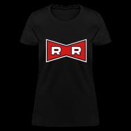 Women's T-Shirts ~ Women's T-Shirt ~ Dragonball: Red Ribbon