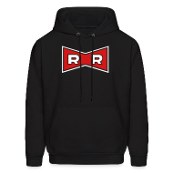 Hoodies ~ Men's Hoodie ~ Dragonball: Red Ribbon