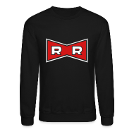 Long Sleeve Shirts ~ Crewneck Sweatshirt ~ Dragonball: Red Ribbon