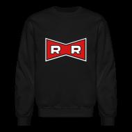 Long Sleeve Shirts ~ Crewneck Sweatshirt ~ Dragonball: Red Ribbon