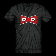 T-Shirts ~ Unisex Tie Dye T-Shirt ~ Dragonball: Red Ribbon