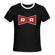 T-Shirts ~ Men's Ringer T-Shirt ~ Dragonball: Red Ribbon