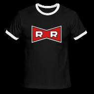 T-Shirts ~ Men's Ringer T-Shirt ~ Dragonball: Red Ribbon