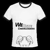 T-Shirts ~ Men's Ringer T-Shirt ~ WDC Blogo Ringer Tee (Guys)