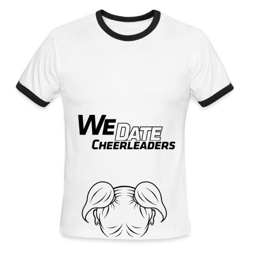 WDC Blogo Ringer Tee (Guys) - Men's Ringer T-Shirt