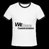 T-Shirts ~ Men's Ringer T-Shirt ~ WDC Logo Ringer Tee (Guys)