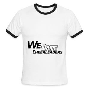 WDC Logo Ringer Tee (Guys) - Men's Ringer T-Shirt