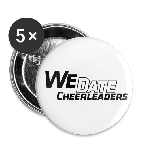 WDC Logo Pins - Small Buttons