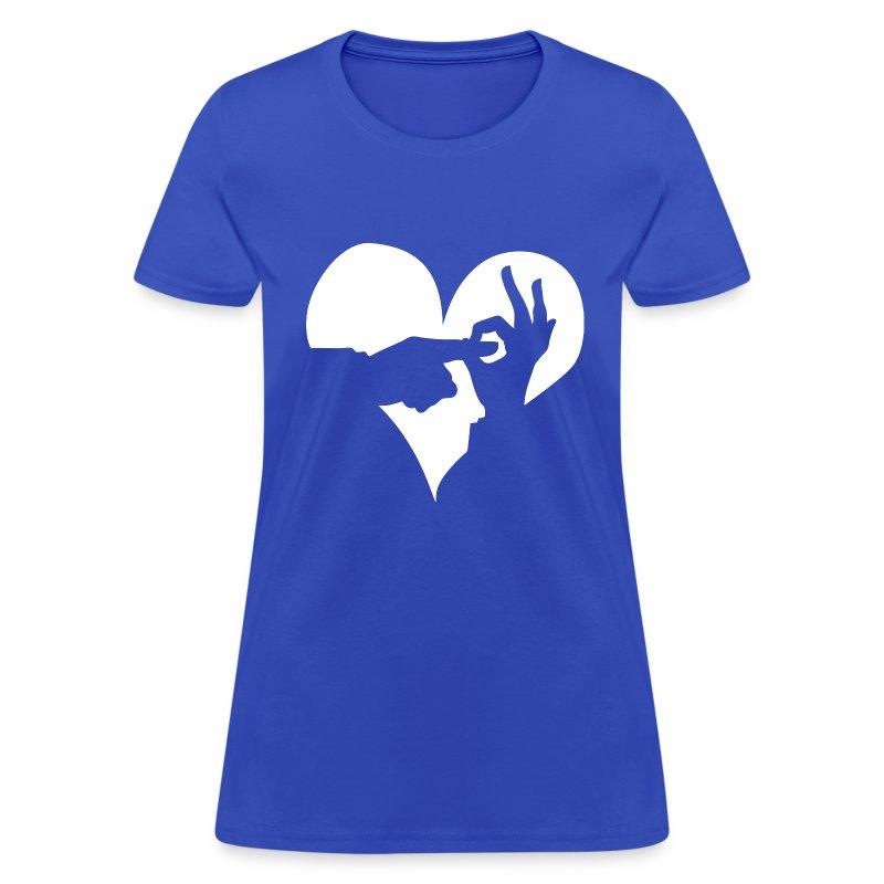 I (Heart) WDC (Girls) - Women's T-Shirt
