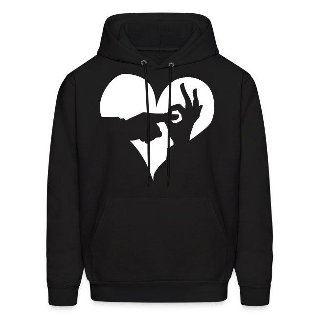 I (Heart) WDC Hoodie