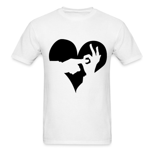 I (Heart) WDC (Guys) - Men's T-Shirt