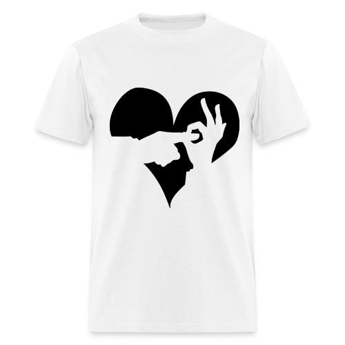 I (Heart) WDC (Guys) - Men's T-Shirt