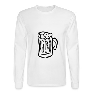 Men's Long Sleeve Role Model Tee. Available in all sizes. - Men's Long Sleeve T-Shirt