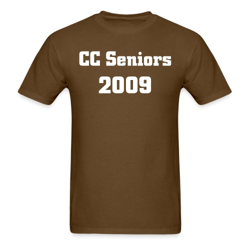 CC Seniors Reply All v.2 - Men's T-Shirt