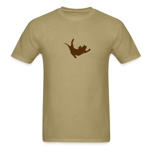 Fly Cat - Men's T-Shirt