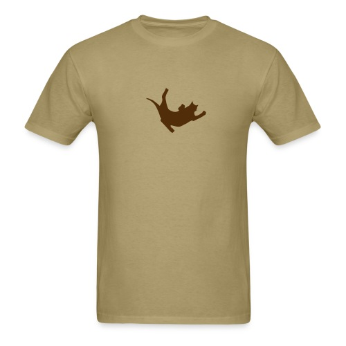 Fly Cat - Men's T-Shirt