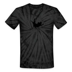 Fly Cat - Unisex Tie Dye T-Shirt
