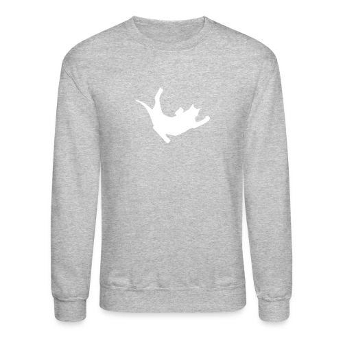 Fly Cat - Crewneck Sweatshirt