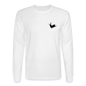 Fly Cat - Men's Long Sleeve T-Shirt