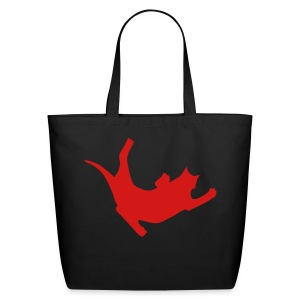 Fly Cat - Eco-Friendly Cotton Tote